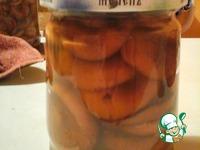 Рыжики хрустящие ингредиенты