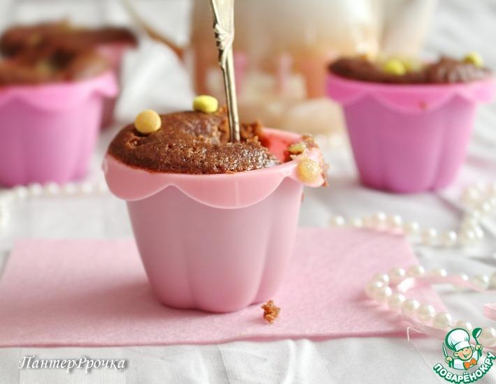 Рецепт: Быстрые шоколадно-банановые кексы