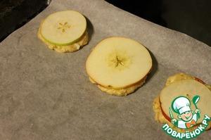 Овсяное печенье с яблоком – кулинарный рецепт