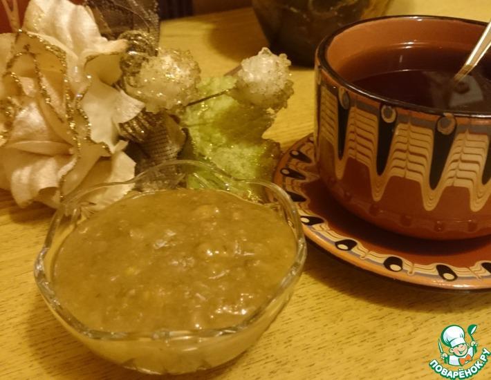 Рецепт: Фейхоа с орехами и лимоном
