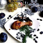Курица Новогодняя