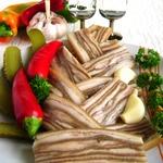 Деликатес из свиной шкурки «Забайкальский»