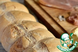 Рецепт: Хлеб из Тичино