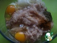 Курица Птичка с сюрпризом ингредиенты