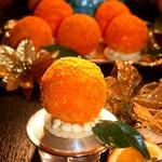 Пирожное Золотой апельсин