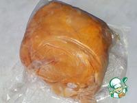 Курица Три вкуса и три цвета ингредиенты