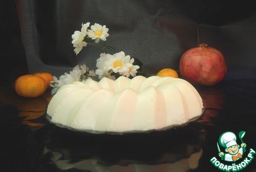 """Ленивый кекс """"Мандариновые облака"""" – кулинарный рецепт"""