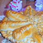 Пирог с разными начинками