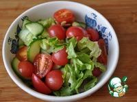 Овощной салат с сюрпризом ингредиенты