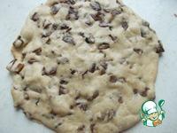 Закусочные пирожные с баклажаном и грибами ингредиенты