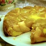 Яблочный пирог Янтарный
