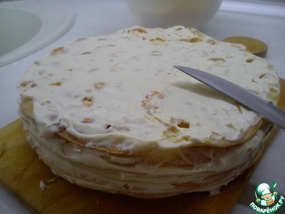 """Торт """"Королевский Наполеон"""""""