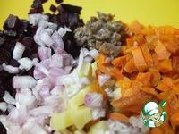 Салат Зимний ингредиенты