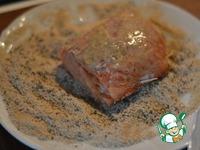 Горячее Новогодний лосось ингредиенты
