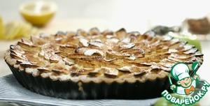 Рецепт: Тарт с яблоками