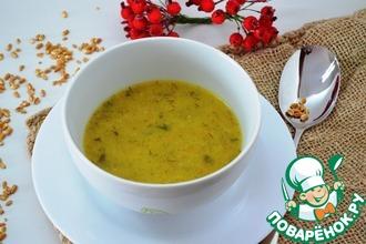 Рецепт: Суп Полба в ложке