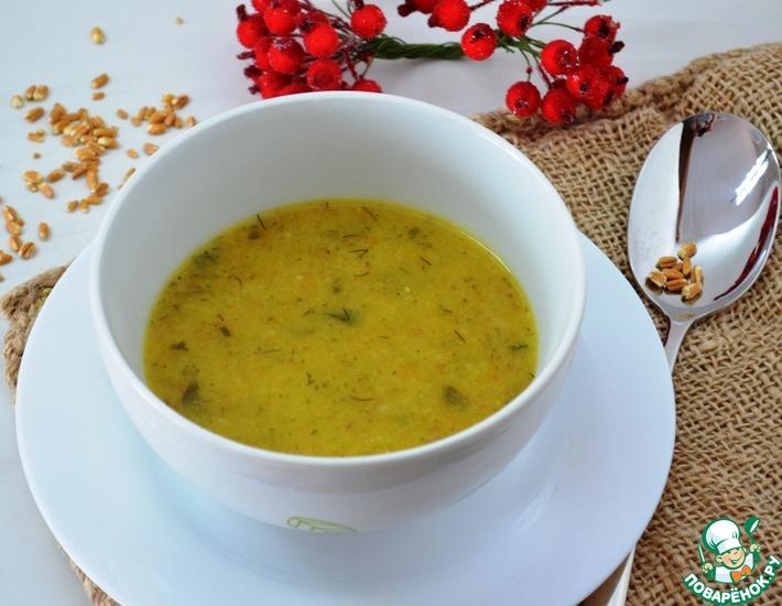 рецепт полбяной суп