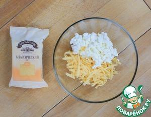 Пирог с фаршем и сыром – кулинарный рецепт