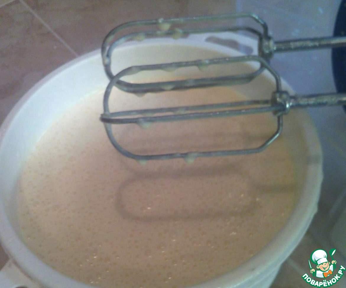 Лёгкий в приготовлении домашний пломбир