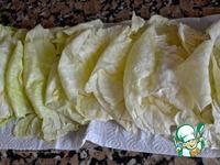Лазанья из капусты с мясом и грибами ингредиенты