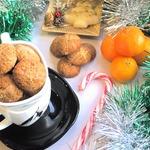 Рождественское печенье Орех и Перец