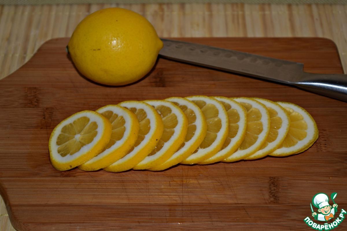 Миндально-лимонный торт