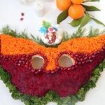Салат Праздничная Маска