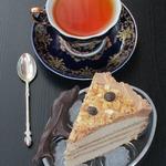 Торт Сахалин