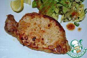 Marinated meat Mechta