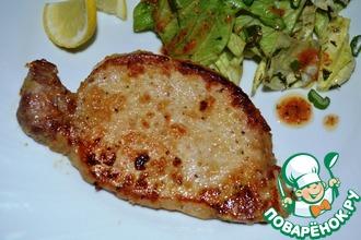 Рецепт: Маринованное мясо Мечта