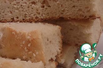 Рецепт: Кукурузный хлеб