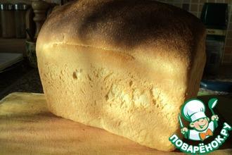 Рецепт: Ситный хлеб с манкой