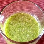 Зеленый коктейль С бодрым утром!