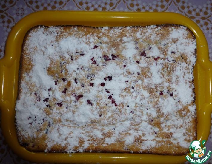 Рецепт: Любимый пирог