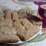 Десерт из слоеного теста – кулинарный рецепт