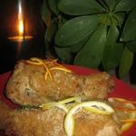 Запечённые куриные ножки Для романтического ужина