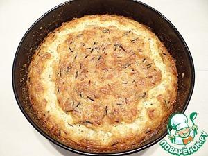 Рисовая запеканка с копченым сыром – кулинарный рецепт