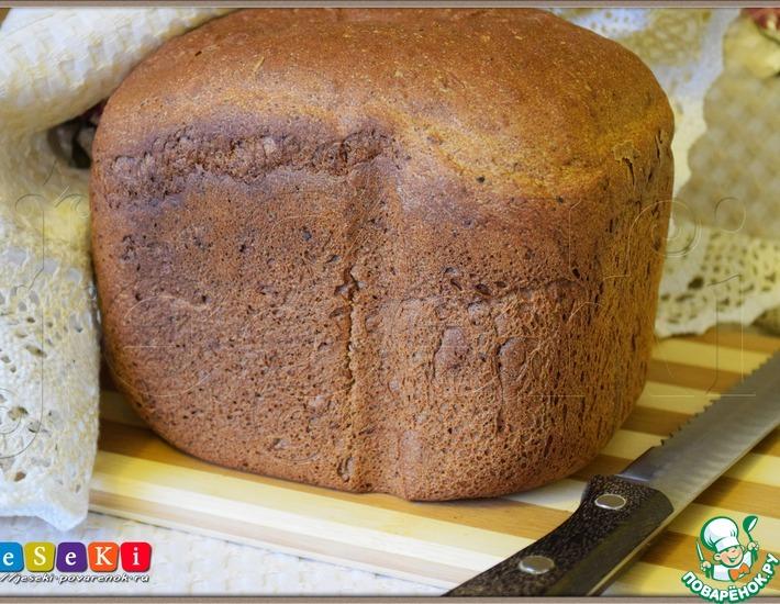 Рецепт: Ржаной хлеб по-норвежски
