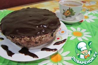 Рецепт: 5-минутный ореховый торт без муки и масла