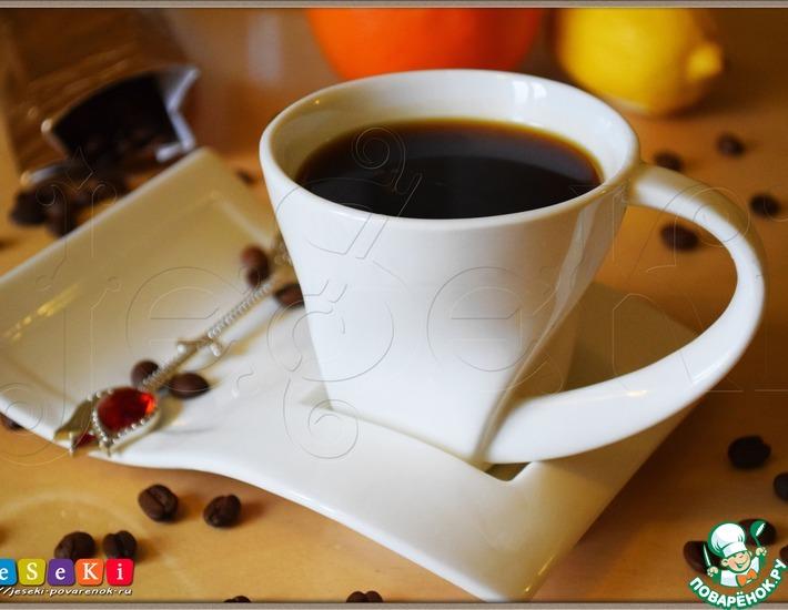 Рецепт: Кофе по-австралийски