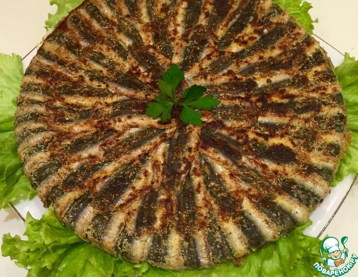 Рецепт: Рыбный пирог с любимой начинкой