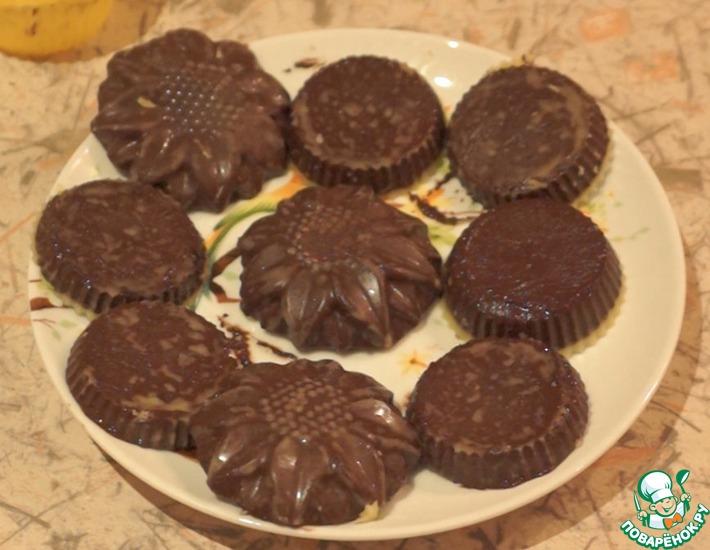 Рецепт: Домашний шоколад