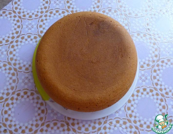 Рецепт: Бисквит на лимонаде
