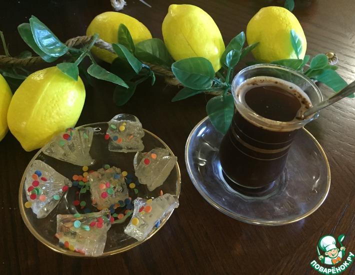 Рецепт: Мармелад Фру-Фру в домашних условиях