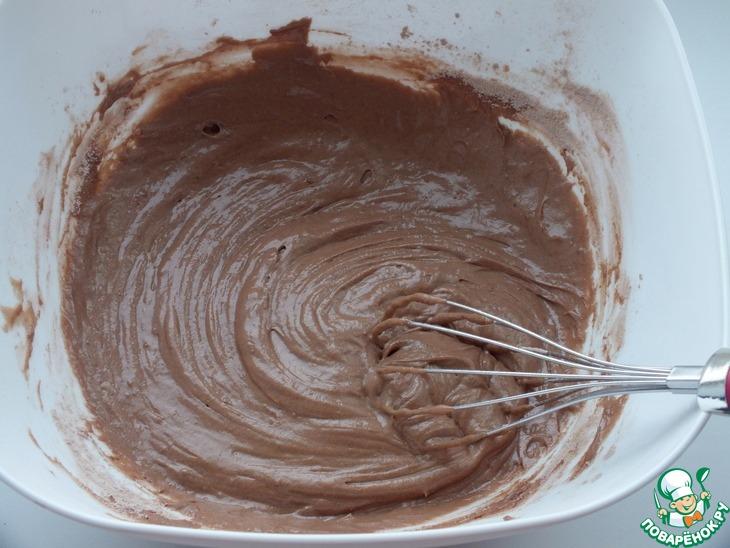 """Шоколадное печенье """"Вупи"""""""