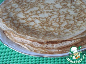 Pancakes skip to the side.