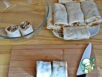 Блинчики с мясом под сырной корочкой ингредиенты