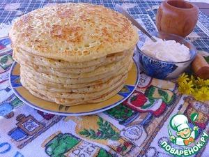 Pancakes on culese grandma recipe