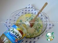 Ржаные оладьи с соусом «тартар» ингредиенты