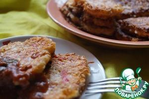 Serve with sour cream or tomato sauce.